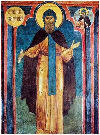 Άγιος Δανιήλ ο ηγεμόνας Μόσχας