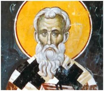 Άγιος Βασίλειος ο επίσκοπος Παρίου