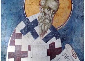 Άγιος Επιφάνιος ο αρχιεπίσκοπος Κύπρου