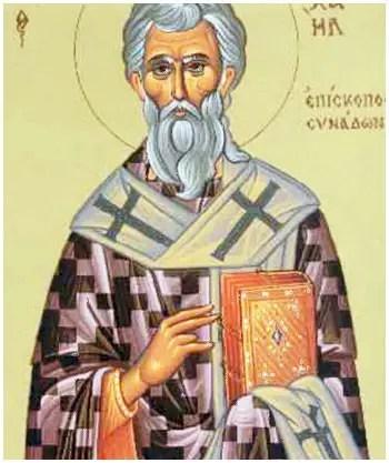Άγιος Μιχαήλ ο επίσκοπος Συνάδων