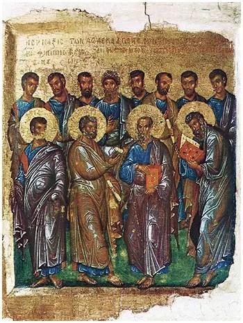 Σύναξη των Αγίων Δώδεκα Αποστόλων