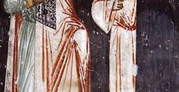 Άγιοι Φλώρος και Λαύρος