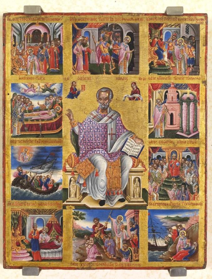 βίος Αγίου Νικολάου, Θεόδωρος Πουλάκης, 17ος αιώνας