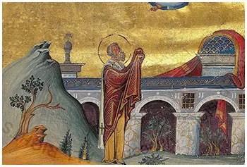 Άγιος Αμβρόσιος ο επίσκοπος Μεδιολάνων