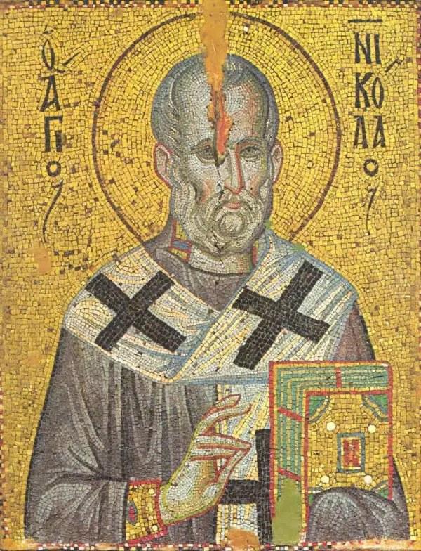 άγιος Νικόλαος Στρειδάς