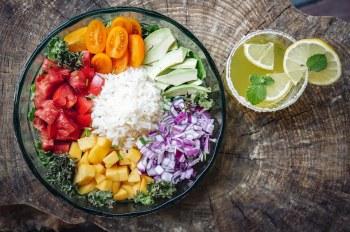 Ρύζι με λαχανικά, της Ελευθερίας