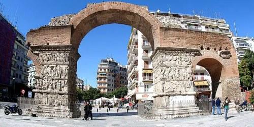 Καμάρα – Αψίδα του Γαλέριου, Θεσσαλονίκη