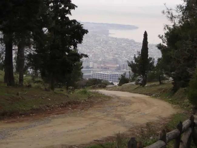 Σέιχ Σου, Θεσσαλονίκη