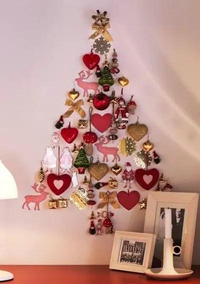 Χριστουγεννιάτικο δέντρο χωρίς δέντρο!