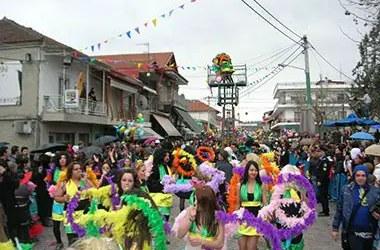 Το καρναβάλι της Κρύας Βρύσης