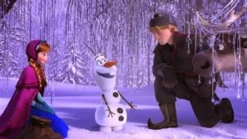 Frozen Anna Olaf Kristoff Sven