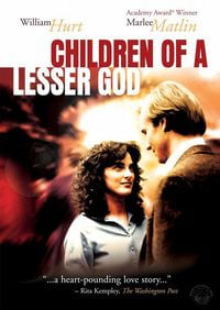Children of a lesser god - Παιδιά ενός κατώτερου θεού – 1986