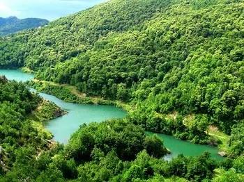 ποταμός Πραμόριτσα