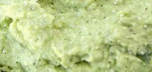 Ντιπ με αβοκάντο και φέτα