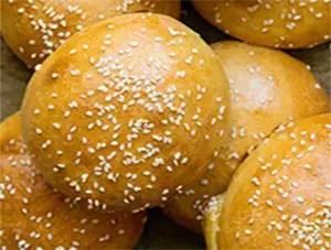 Ψωμάκια για hamburger