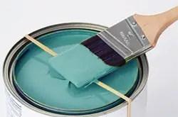 Καθαρό κουτί χρώματος