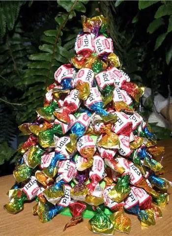 Ένα λαχταριστό Χριστουγεννιάτικο δέντρο