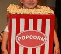 στολή pop corn