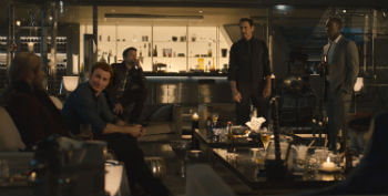 avengers 2 ultron party scene