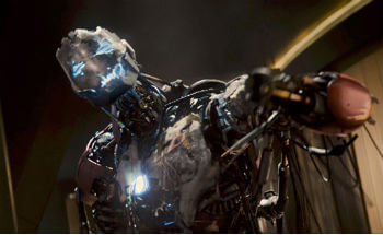 Ultron I have no strings