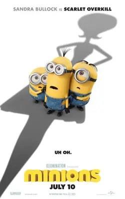 Minions 2015 poster