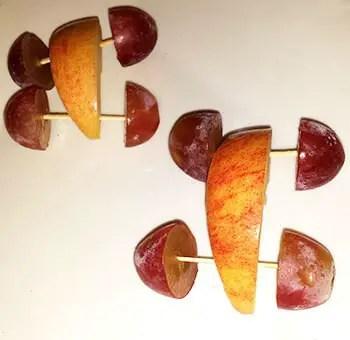 Αυτοκινητάκια μηλαράκια