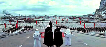 star wars 2015 first order