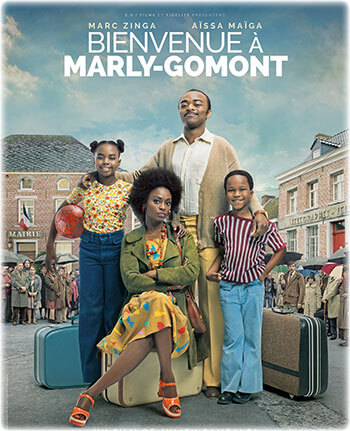 The african doctor - Bienvenue à Marly-Gomont - 2016