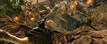 Warcraft 2016 Lothar gryphon rider