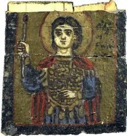 Άγιος Φανούριος - 1912, Θεόφιλος Χατζημιχαήλ
