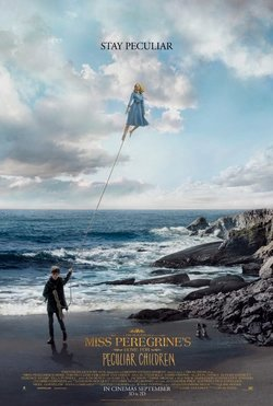 Miss Peregrine s Home for Peculiar Children 2016 poster