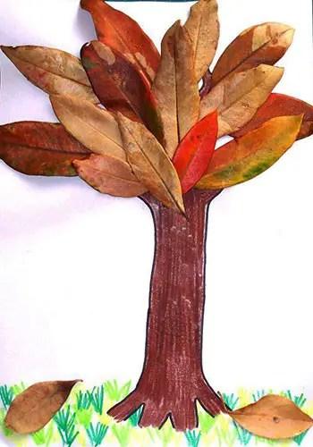 Φθινοπωρινό δέντρο
