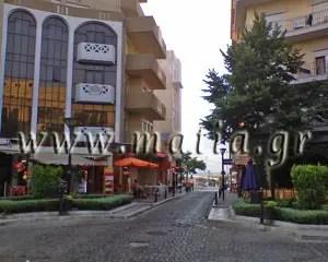 Αλεξανδρούπολη - Πλατεία Πολυτεχνείου
