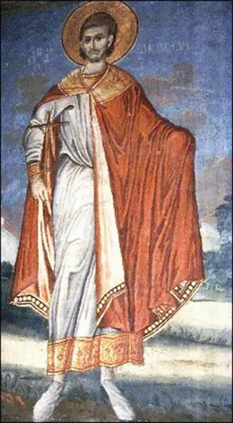 Άγιος Διομήδης