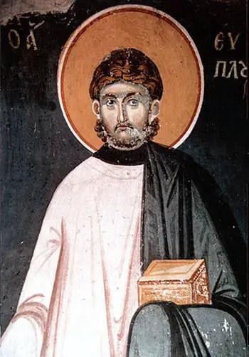Άγιος Εύπλος ο Διάκονος