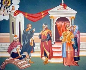Άγιος Μύρων εξ Ηρακλείου Κρήτης