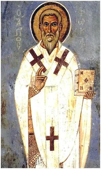 Άγιος Φωκάς ο Ιερομάρτυρας