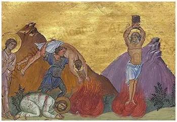 Άγιοι Κάρπος, Αγαθόδωρος, Αγαθονίκη και Πάπυλος
