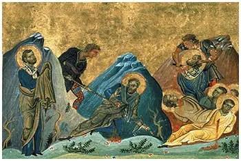 Άγιοι Στάχυς, Αμπλίας, Απελλής, Νάρκισσος, Ουρβανός και Αριστόβουλος