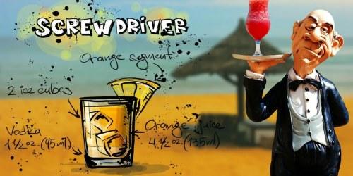 Screwdriver, Drink