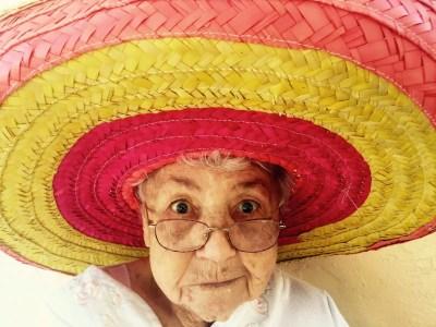 γιαγιά γιαγιάκα