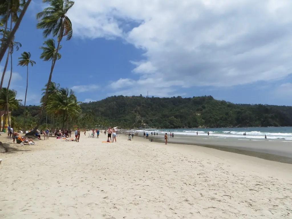 Port of Spain, Trinidad and Tobago, South America