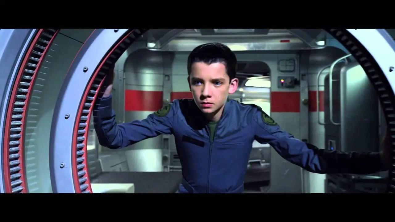 Η Εκδίκηση του Έντερ - Ender's Game - 2013