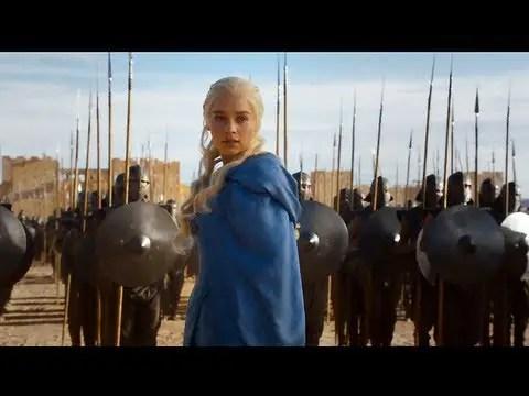 Game of Thrones: Valar Dohaeris - Season 3 / Episode 1 - 2013