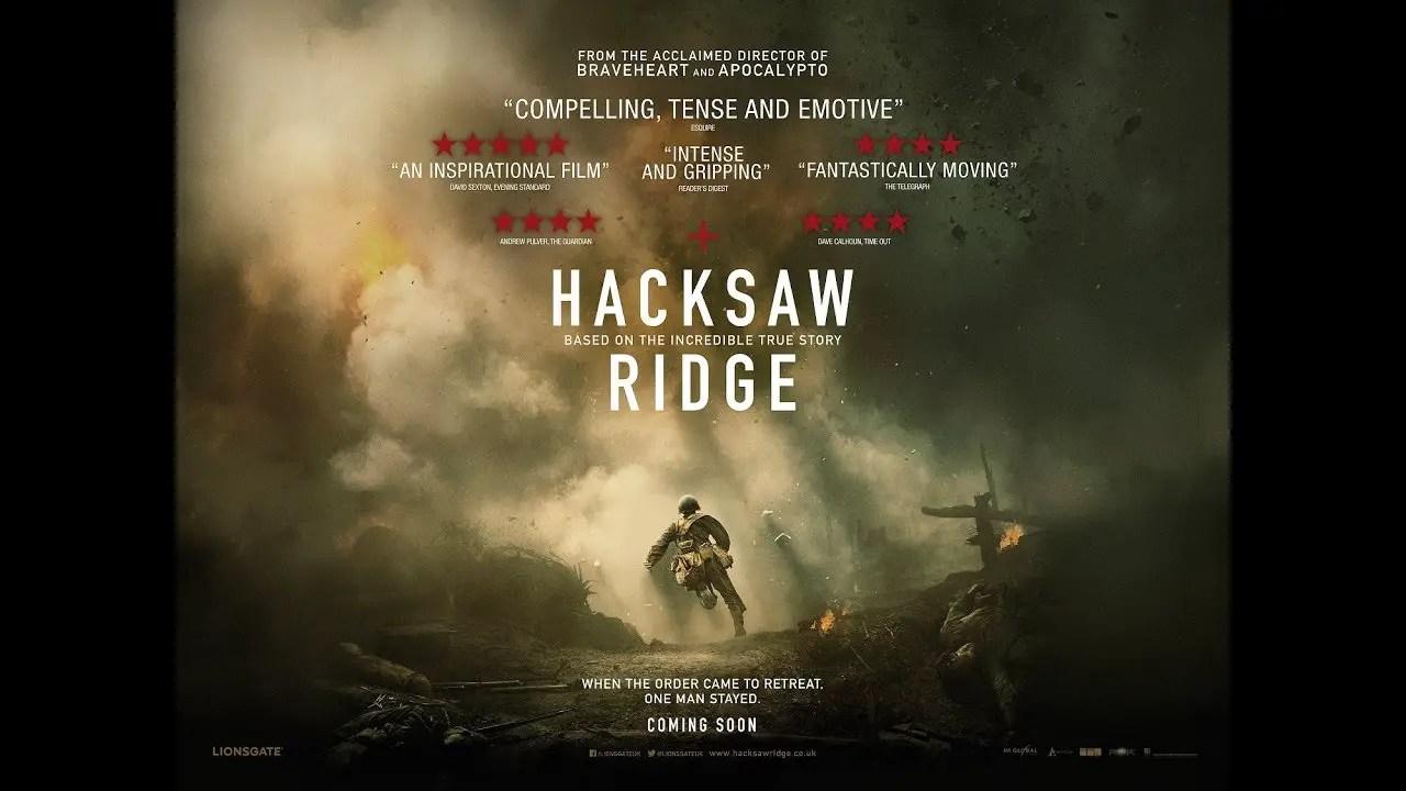 Hacksaw Ridge - Αντιρρησίας Συνείδησης - 2016