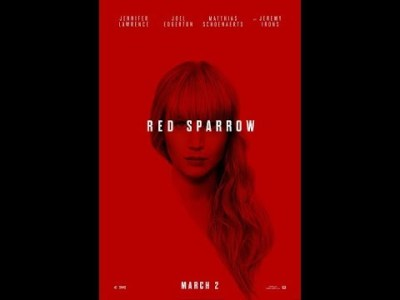 red sparrow 2018 - Το κόκκινο σπουργίτι - Red sparrow - 2018