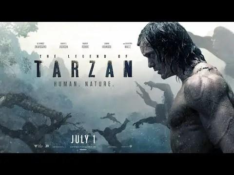 Ο Θρύλος του Ταρζάν - The Legend of Tarzan - 2016