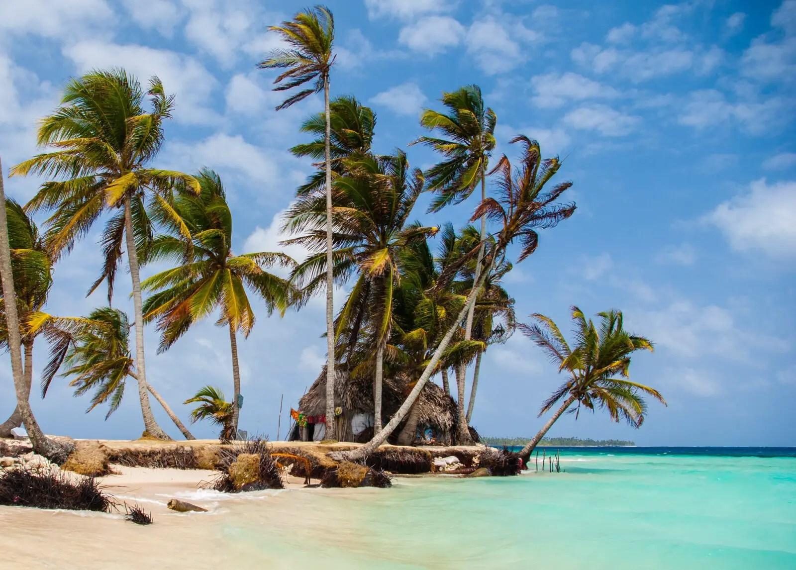 Isla Pelicano - San Blas - Panama