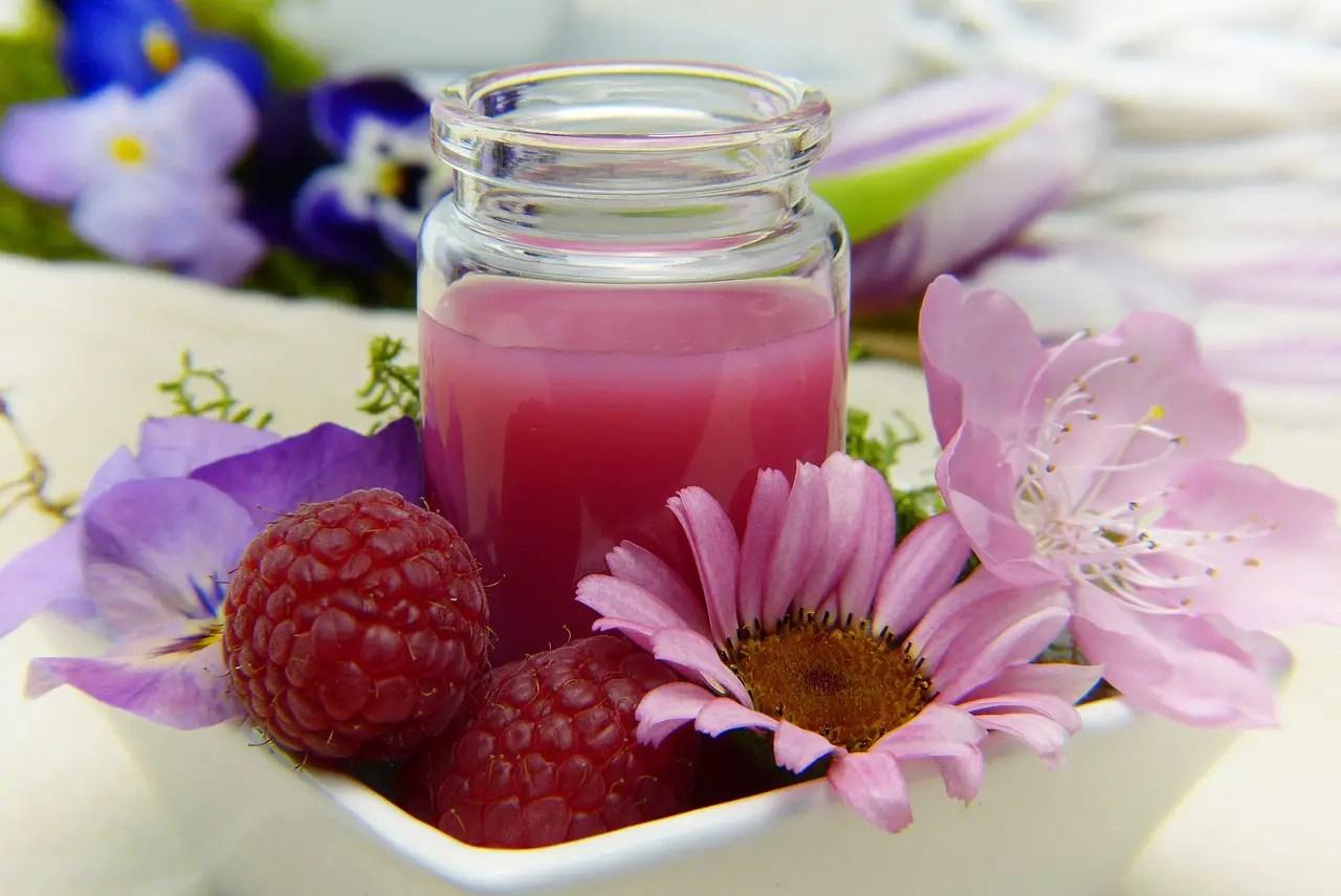 Ποτό αντιοξειδωτικό με βατόμουρα, ακτινίδιο και λεμόνι