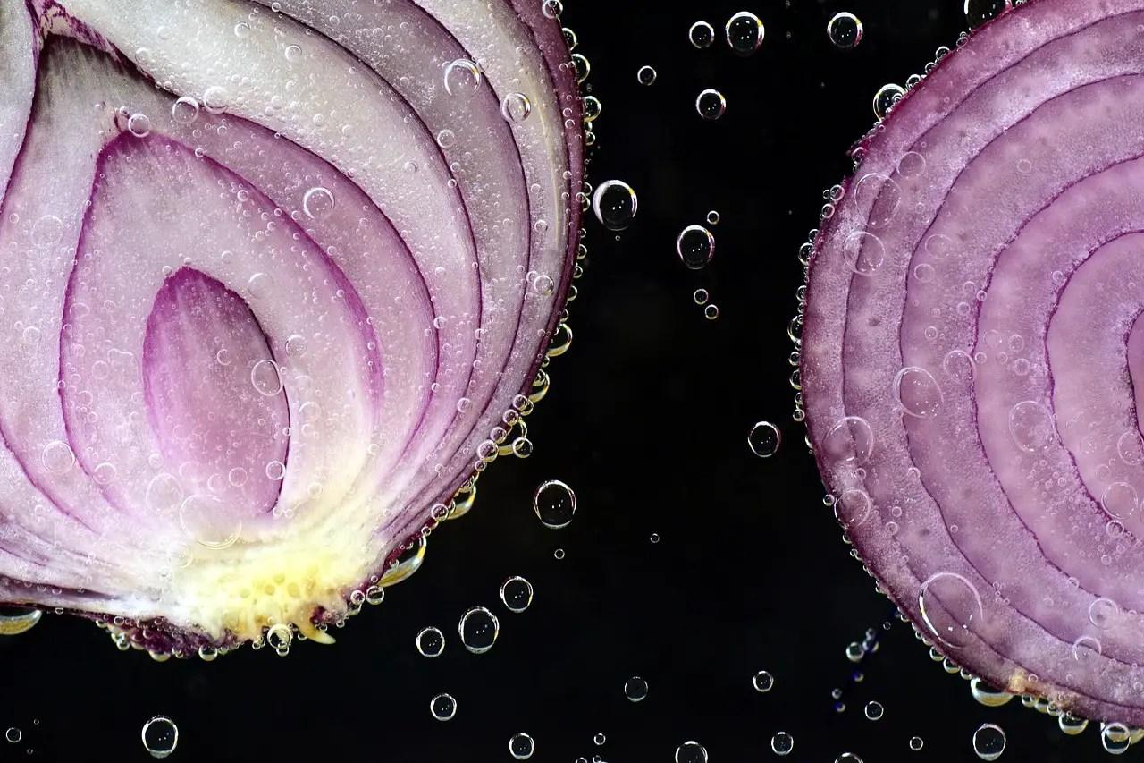 Κρεμμύδια τηγανητά